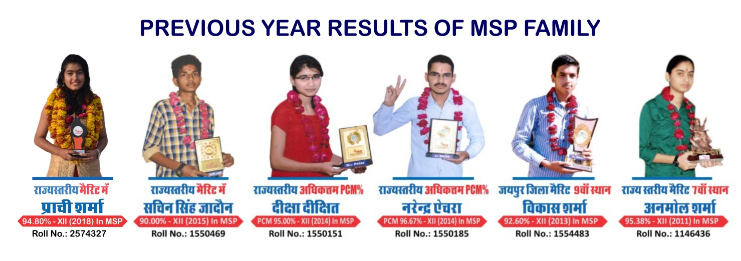 previous year result